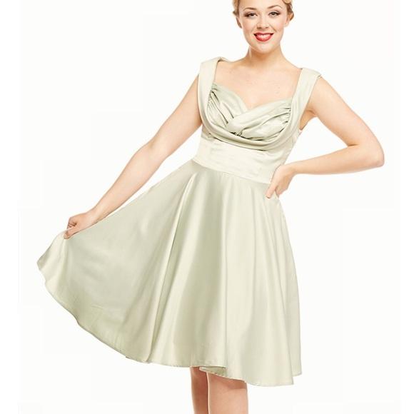 64dea7cfd948 Lindy Bop Dresses   Nwt Vintage Inspired Swing Dress   Poshmark